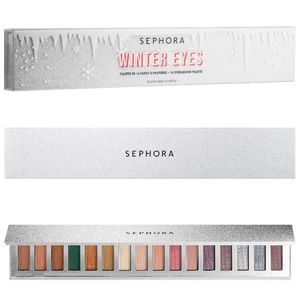 Sephora Makeup - Sephora Limited Edition 16-pan Eyeshadow P…